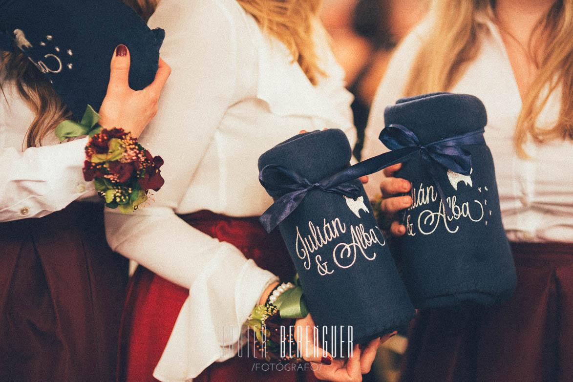 mantas personalizadas para boda