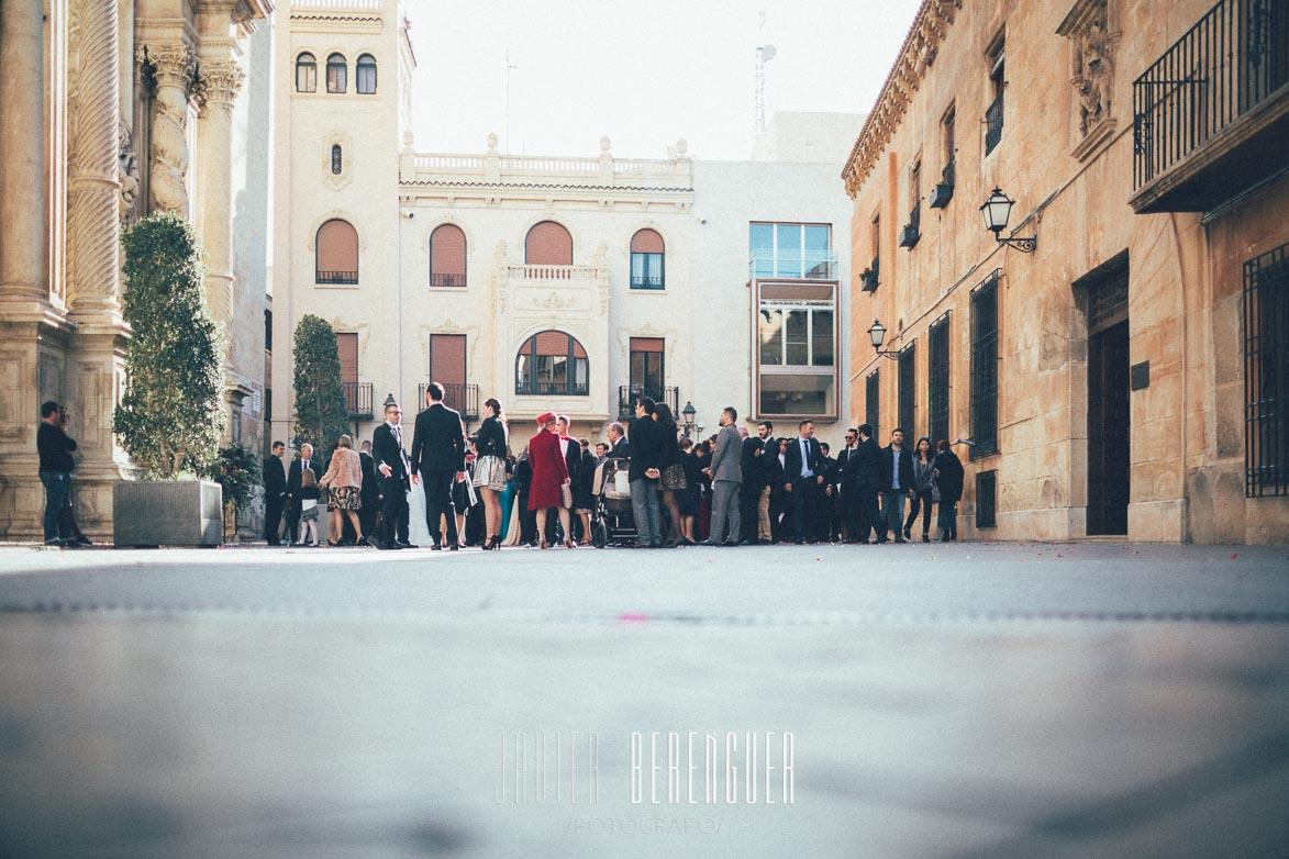 Fotos Bodas Santa Maria Elche Alicante