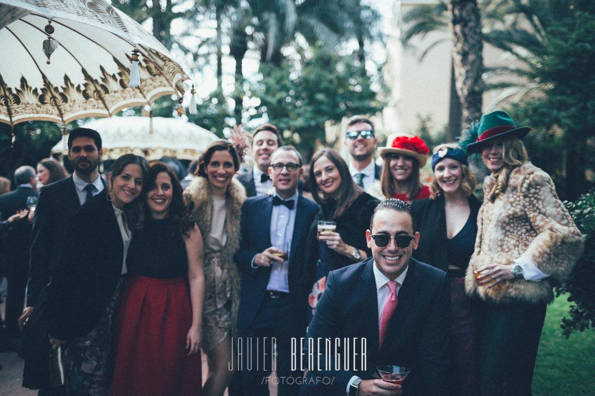 Fotos Boda Hotel Huerto del Cura Elche Alicante