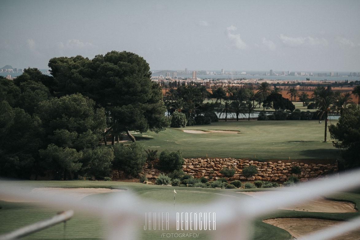 Campos de Golf Murcia