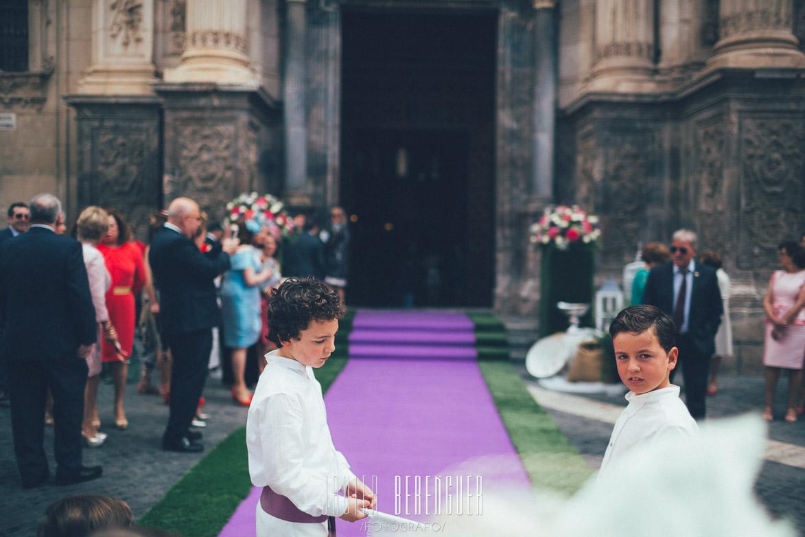 Fotógrafos Boda Catedral Santa Maria Murcia