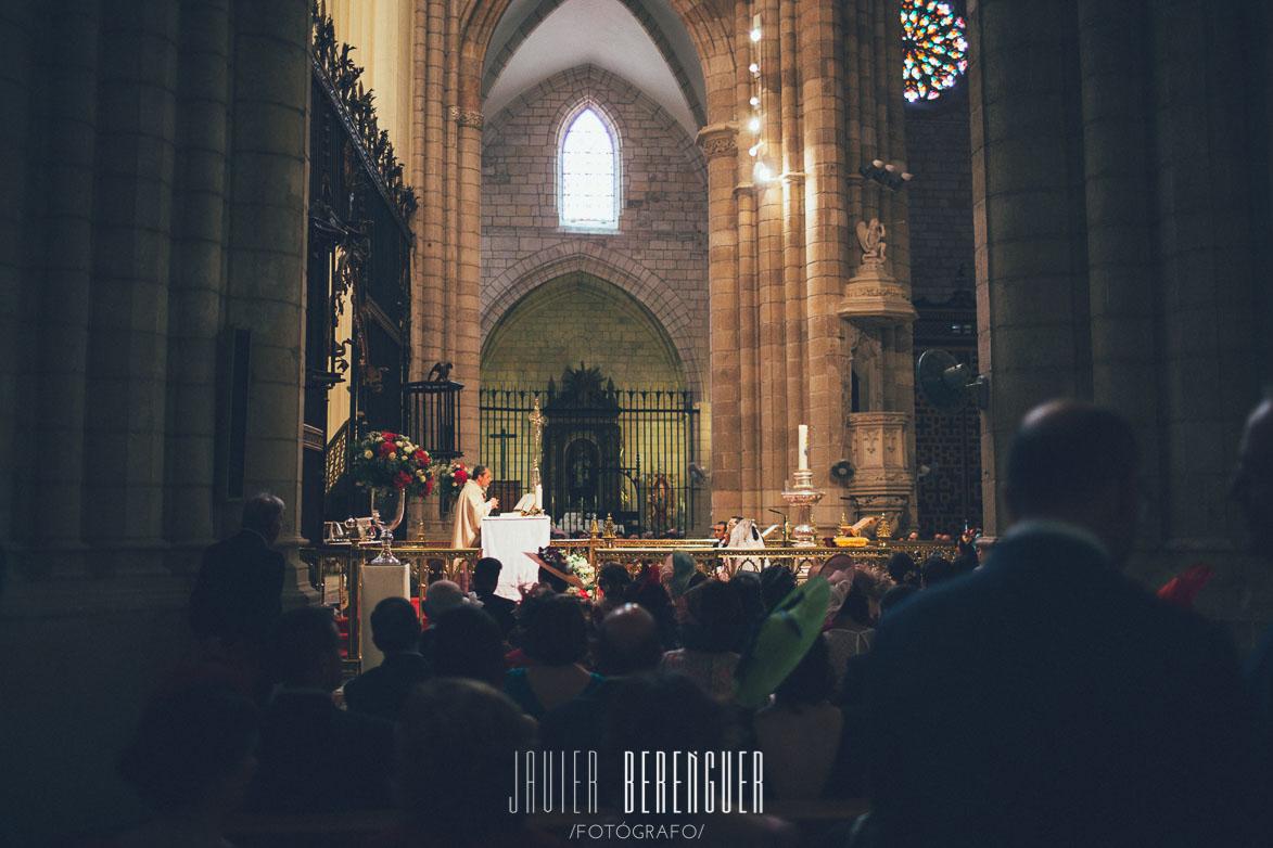 Fotos de Boda en Catedral de Santa Maria Murcia