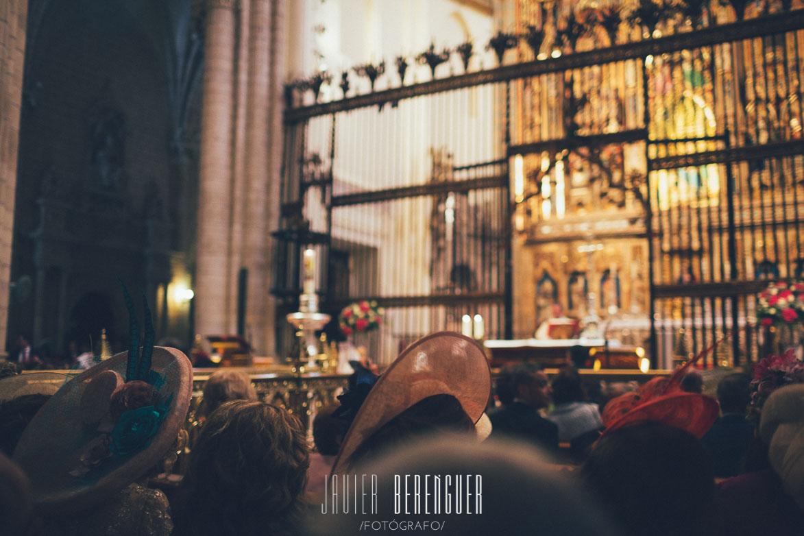Fotos de Boda en Catedral Murcia