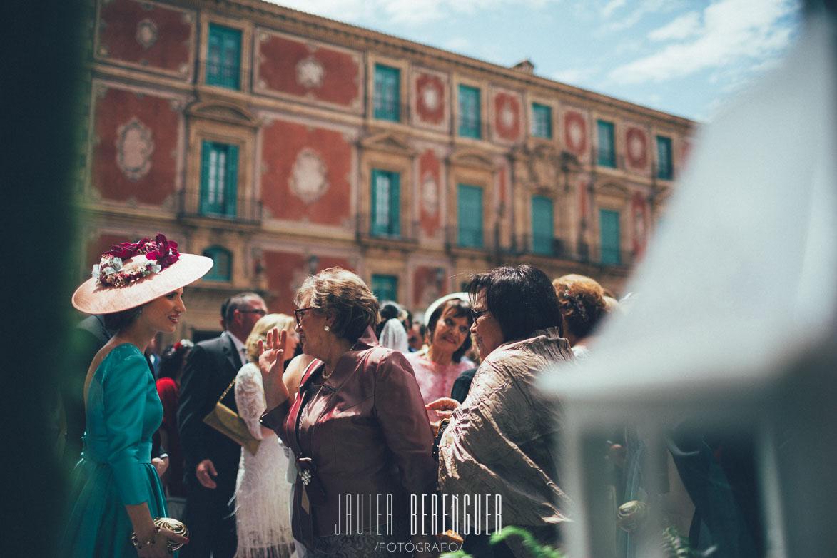Fotógrafos Boda Catedral Murcia
