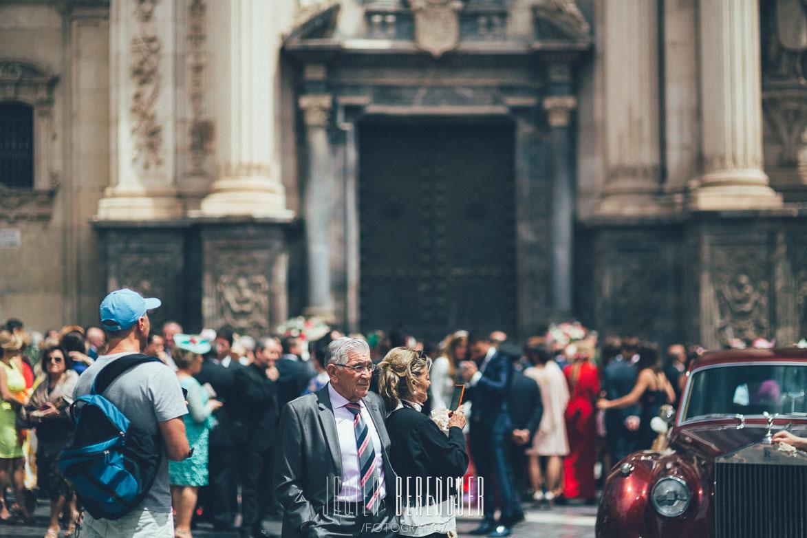 Fotógrafos Boda Catedral de Murcia