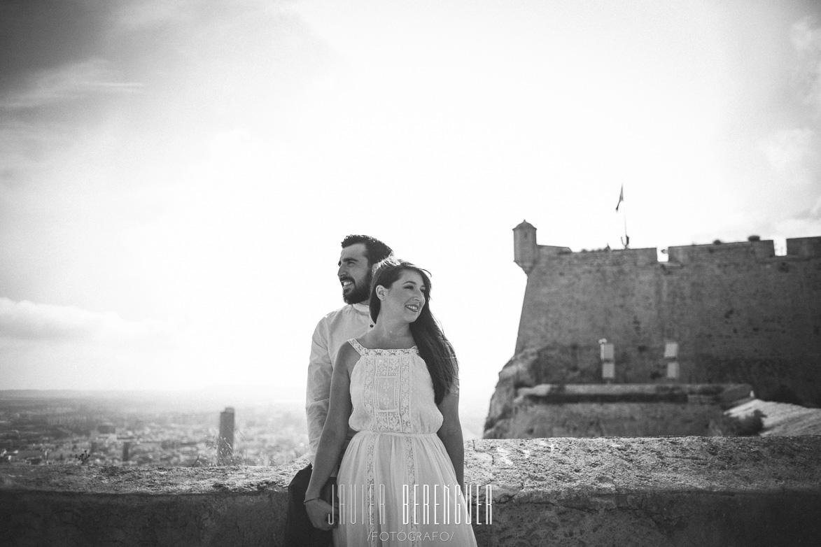 Fotos Fotógrafos Alicante Barrio Castillo Santa Barbara