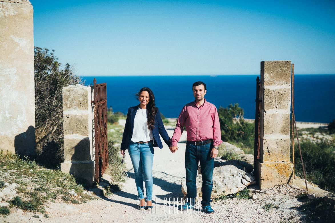 Fotos Fotografos Pre Boda Javea Alicante