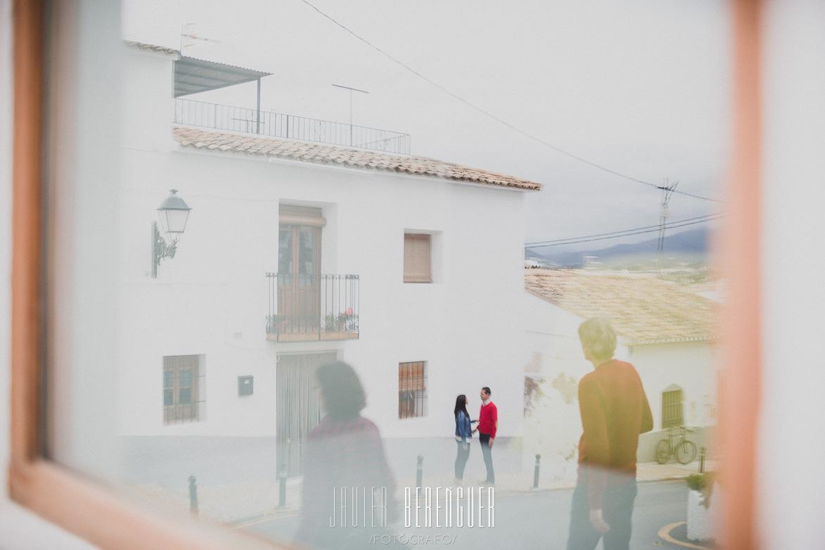 Sesión Fotos Pre Boda Altea Alicante