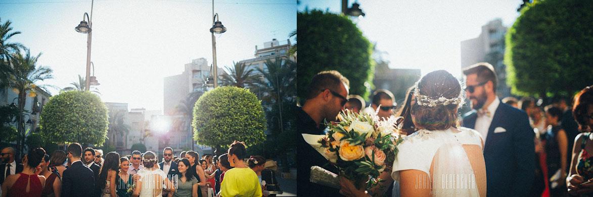 Fotos Video Fotografos de Bodas Nuestra Señora del Belen en Crevillente