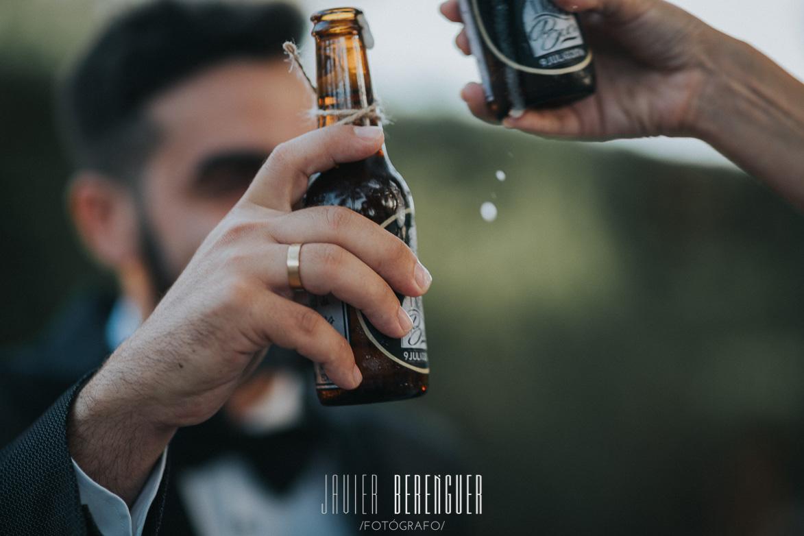 Cervezas Personalizadas para Boda