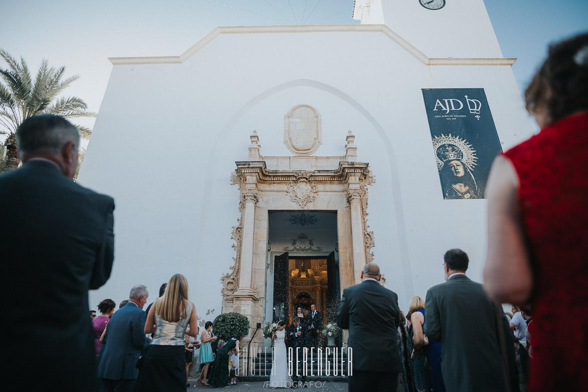 Fotos de Bodas y Fotógrafos de bodas en Parroquia Nuestra Señora de los Dolores