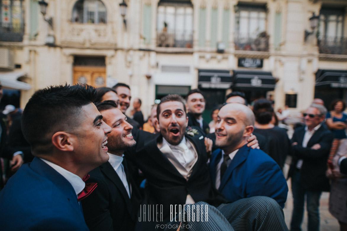 Fotos de Bodas en San Nicolas Alicante
