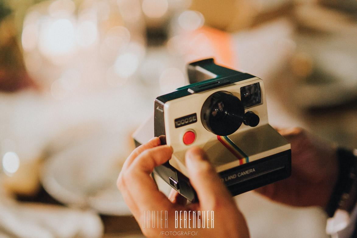Polaroid en Bodas
