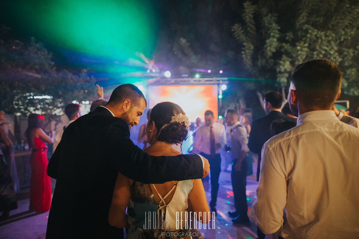 Equipos de Luces y DJ para Bodas en Alicante