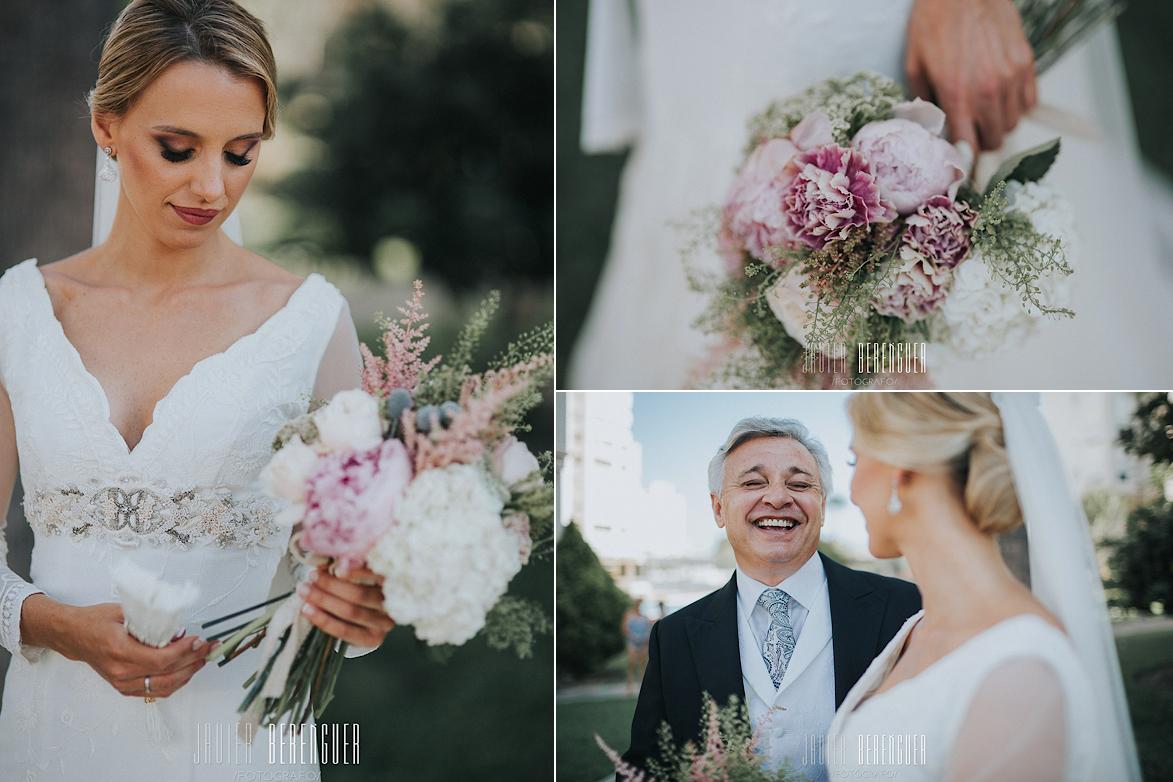 ramos de novia floristería la trastienda