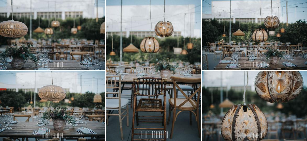 xFotos Iluminación Boda Vintage Eventos La Magrana Wedding Planner