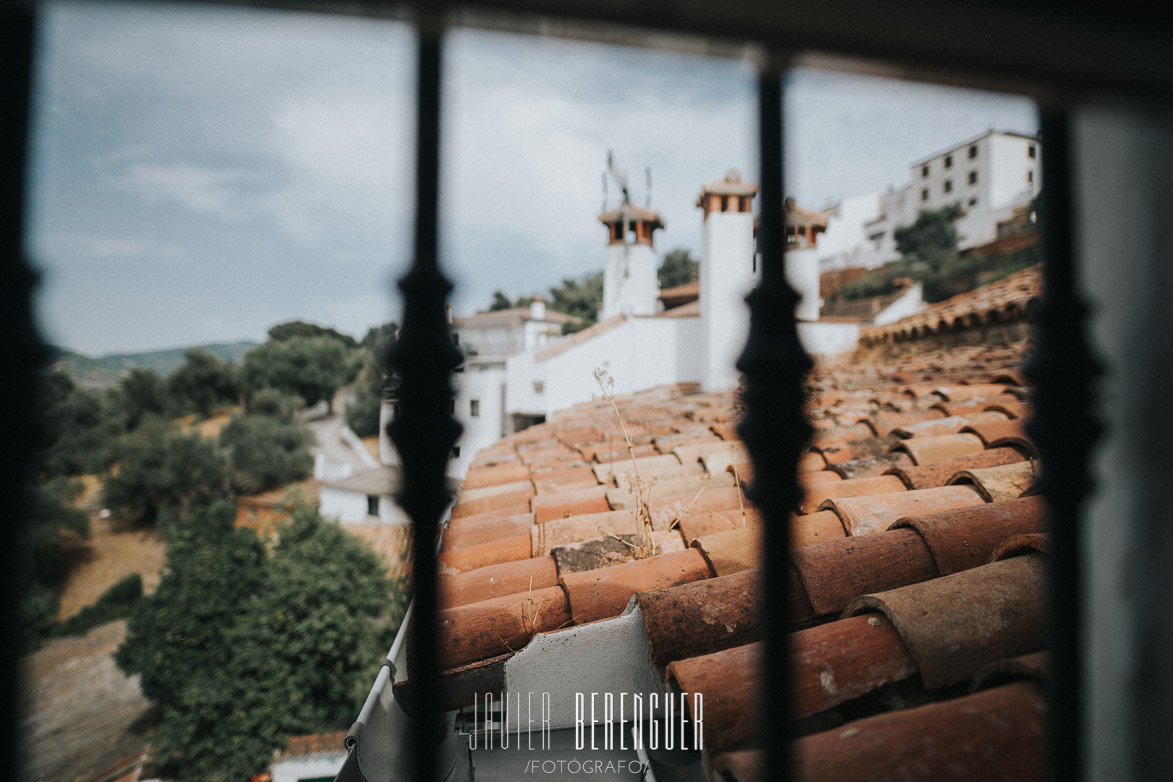 Fotos de tejados antiguos ronda málaga