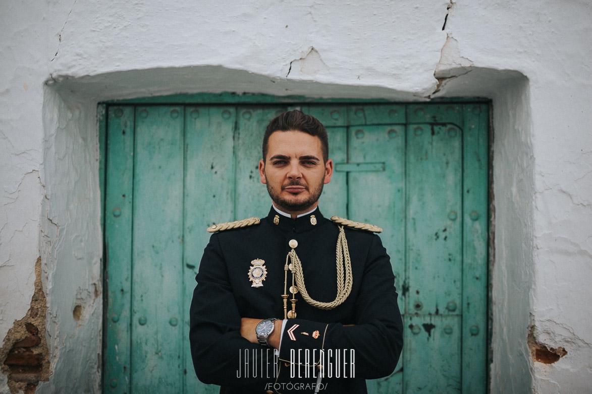 Boda Policia Nacional en Ronda Malaga