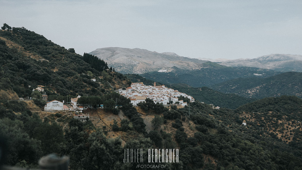 Fotos Video Boda Rural Serranía Ronda Malaga