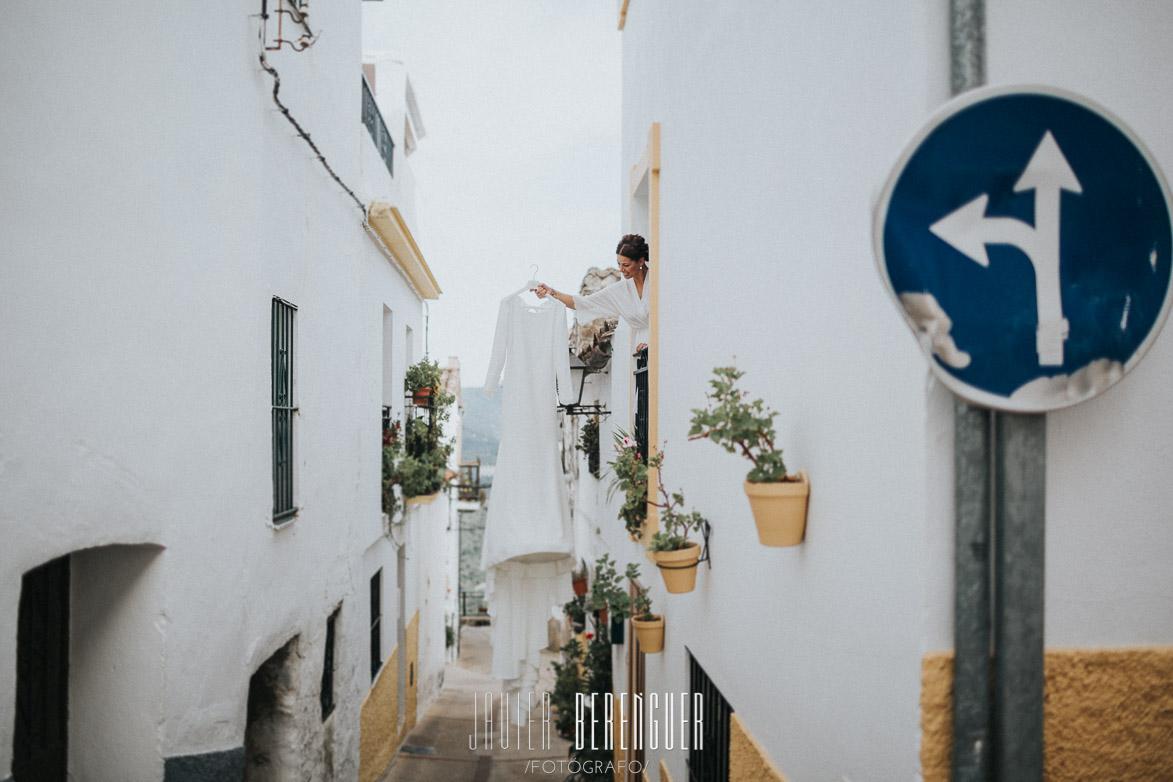 Trajes de Novia en Malaga Marbella