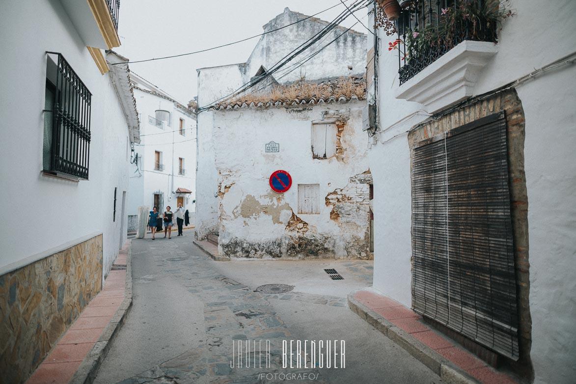 Fotos Video Boda Serranía Ronda Malaga