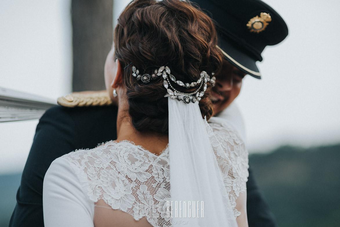 Tocados Para boda Bambary