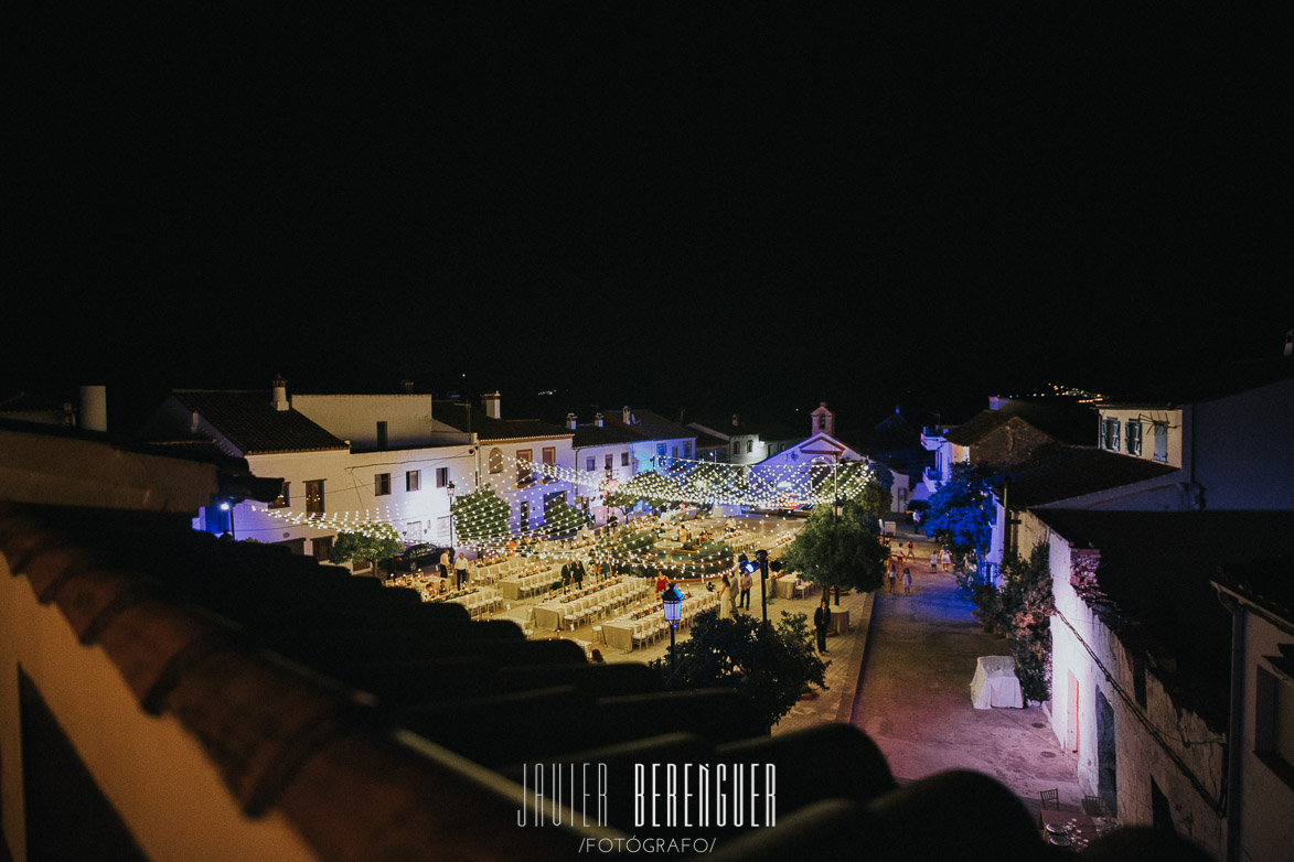 Fotos Iluminación Boda Marbella Malaga