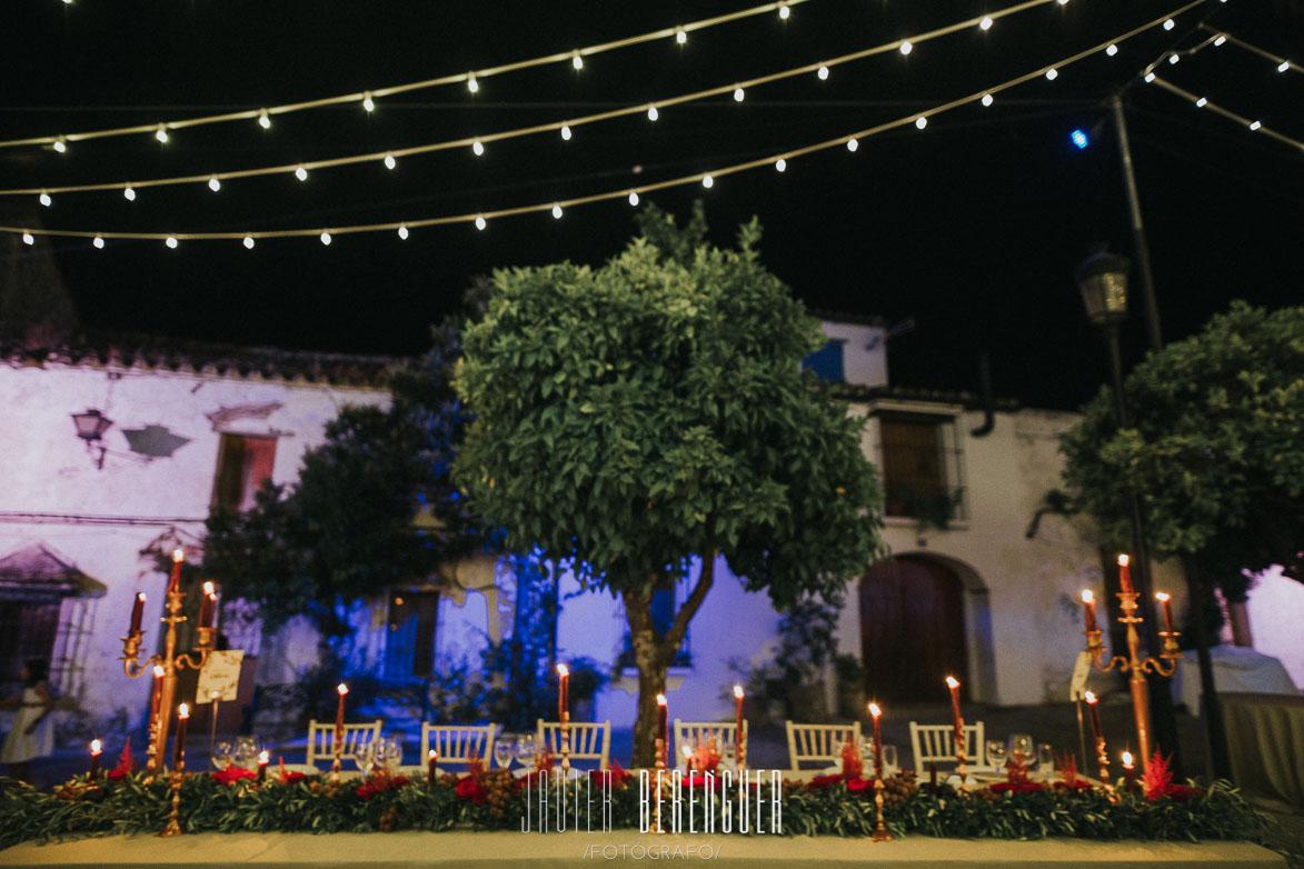 Fotos Decoración para Boda Si quiero Marbella Malaga