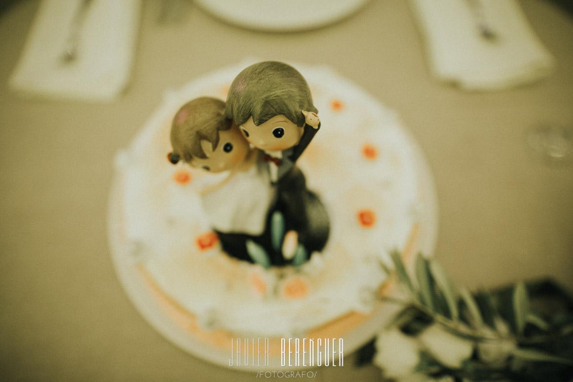 Muñecos para tarta malaga
