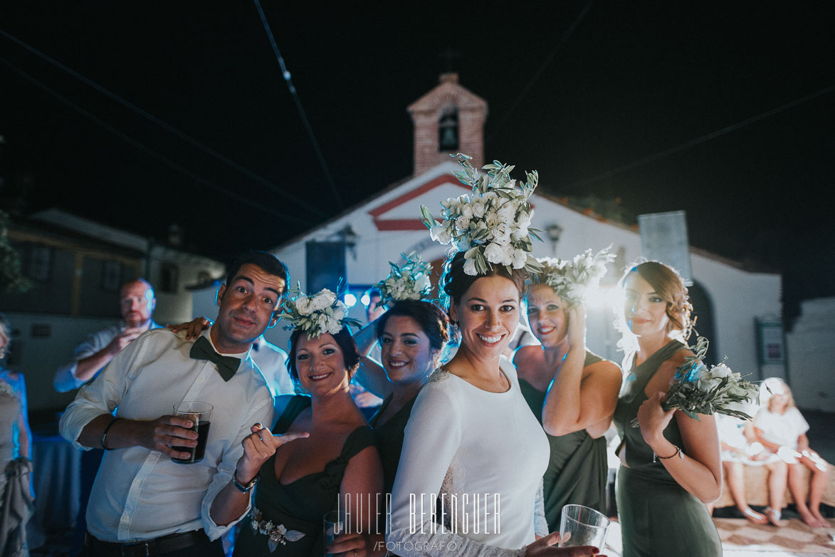 Fotos Video Boda Rural Serranía Ronda Benarrabá Málaga