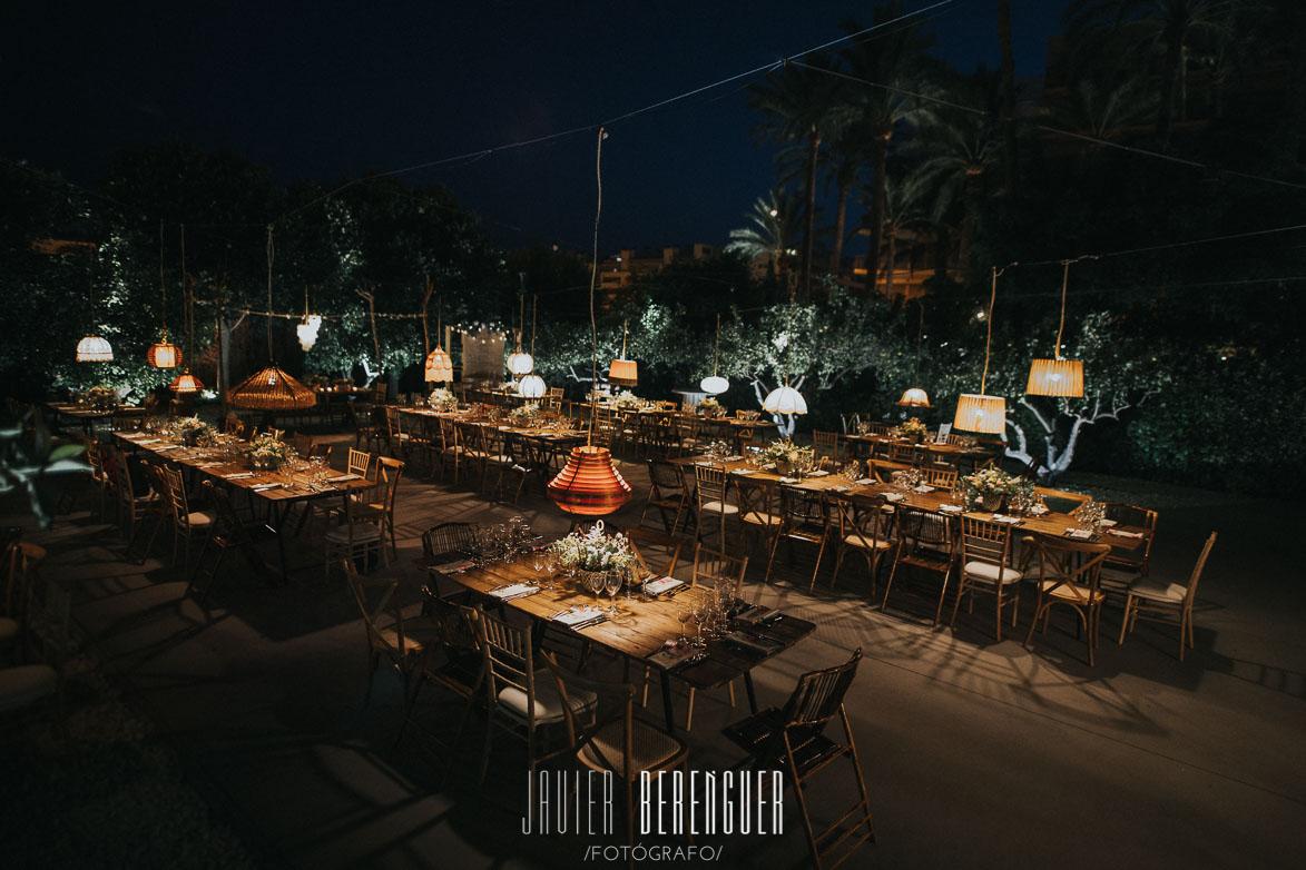 Fotos Iluminación Boda Vintage Eventos La Magrana Wedding Planner