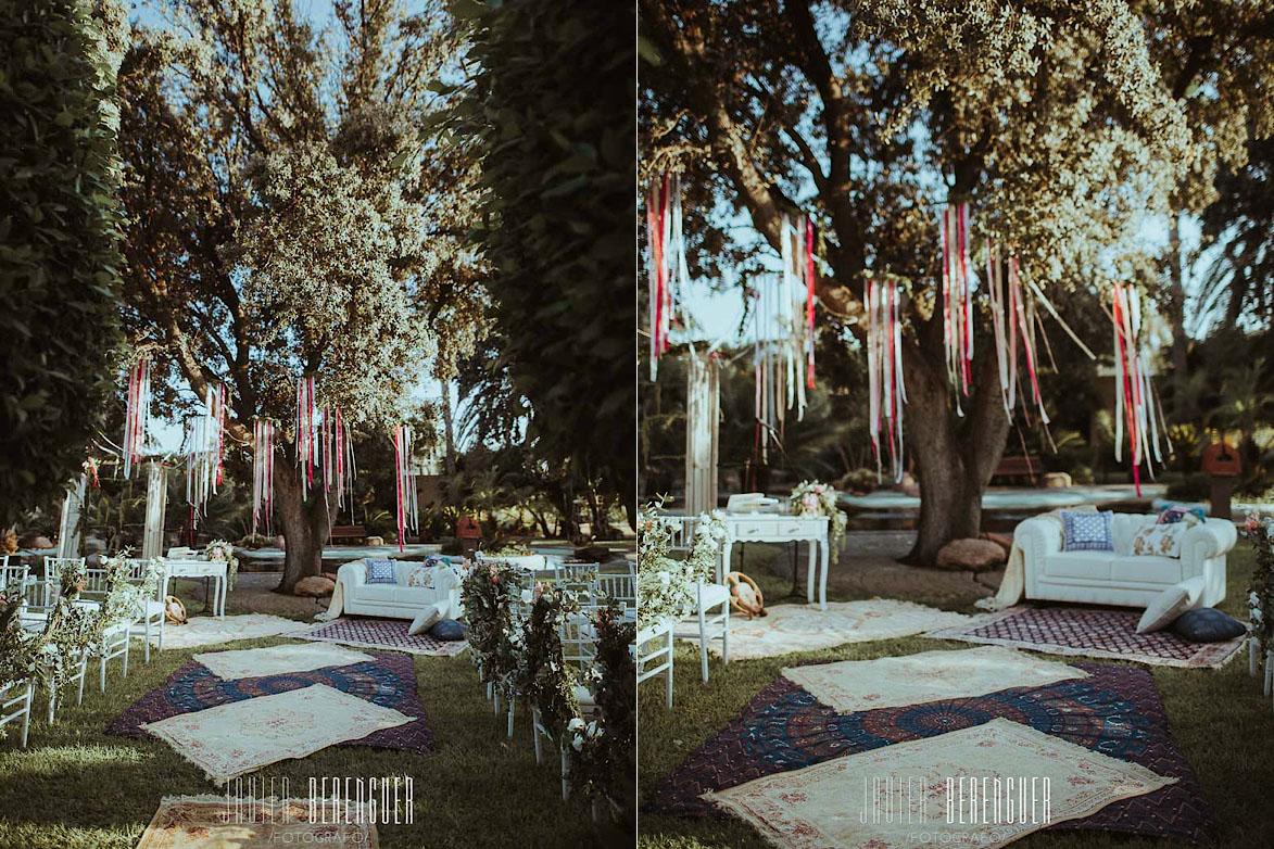 Fotos Decoración Boda Finca El Torrero Wedding Planner Alicante