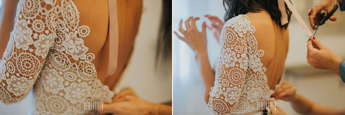 Traje novia de ruben hernandez atelier