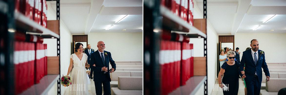 Fotos de Bodas en el Registro Civil de Alicante