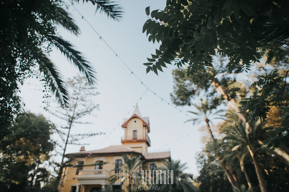 Fotos de Bodas en Jardines de Abril Wedding Planner Alicante