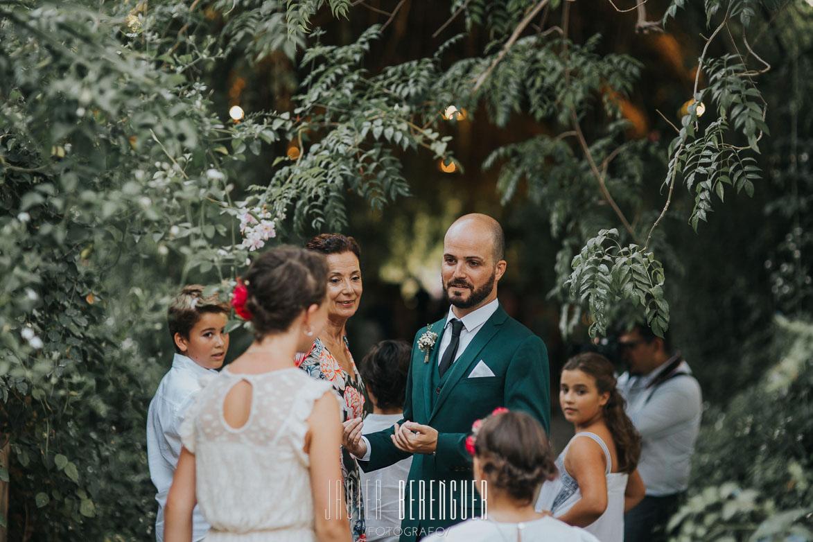 Fotos de bodas en jardines de abril wedding planner alicante for Jardines de abril