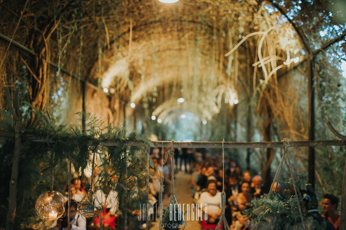 Decoración y Wedding Planner Jardines de Abril