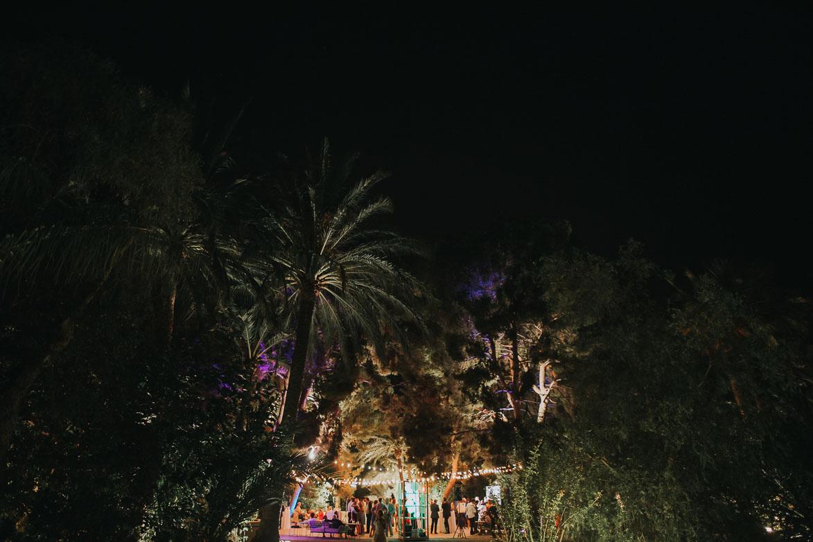 Fotos de Bodas en Jardines de Abril Wedding Planner Alicante