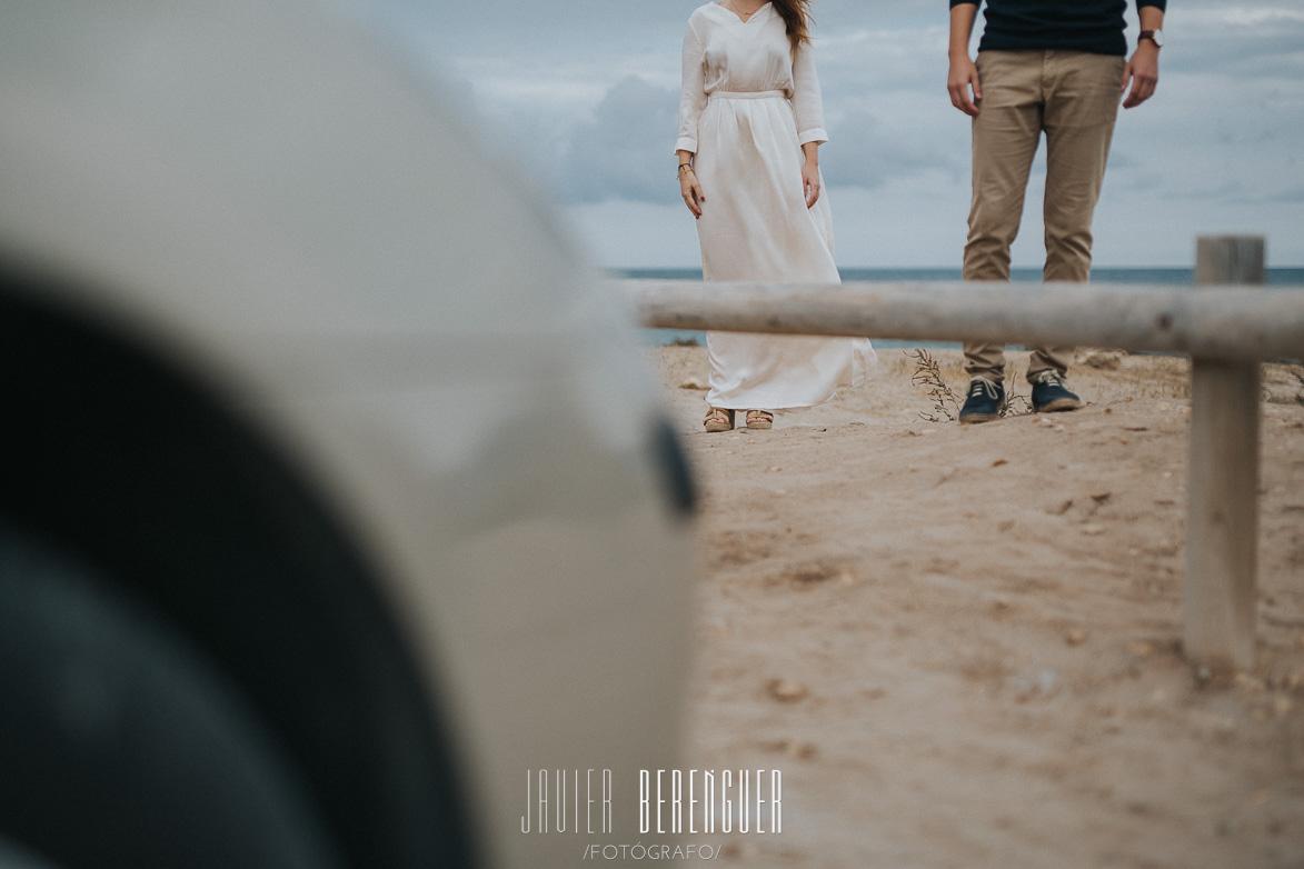PreBodas en La Playa