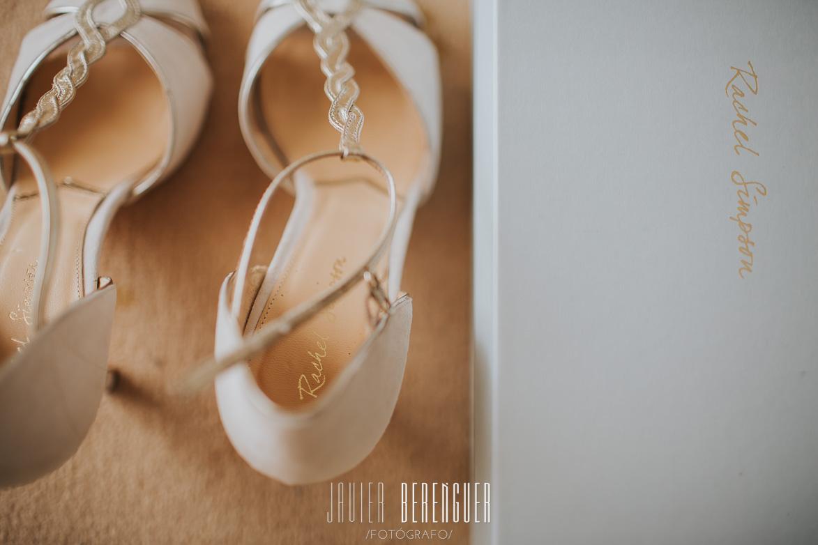 Zapatos de Novia Rachel Simpson