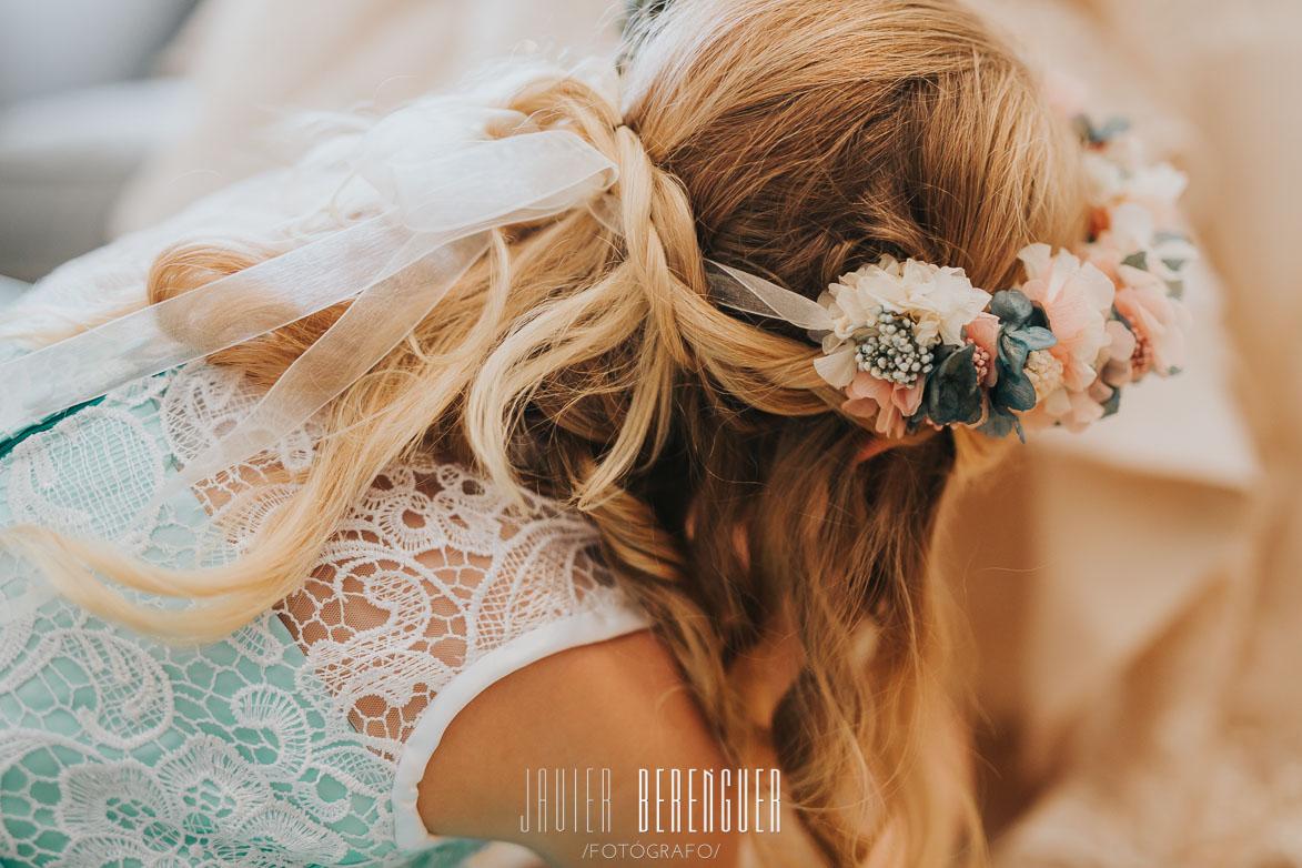 Coronas de Flores Floristería La Trastienda