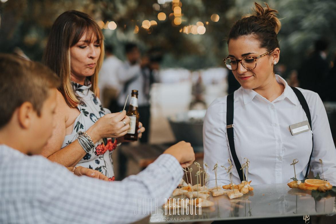 Camareras de Bodas en Catering Ya Aspe