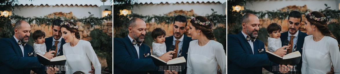 Gines Oficiante y Maestro de Ceremonias en Alicante y Murcia
