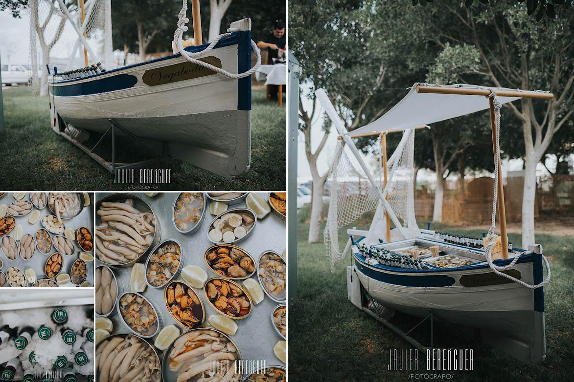Showcookyng Barca con sabor a Mar