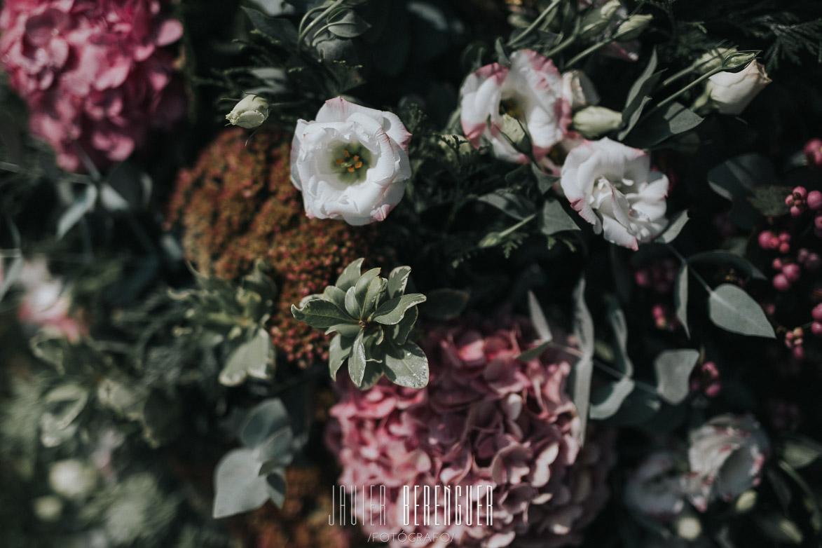 Ramo de Novia Silvestre de El Juli Flores