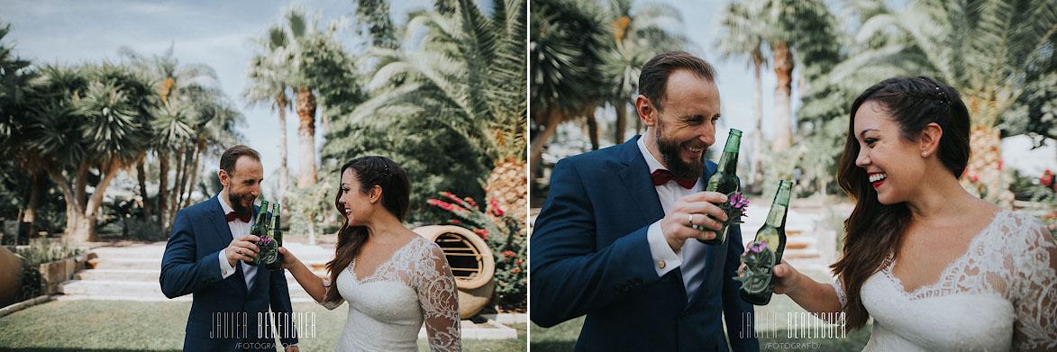Cervezas artesanales para bodas