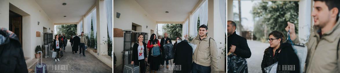 Fotos de Fotografos de Bodas en Finca La Torreta Alicante