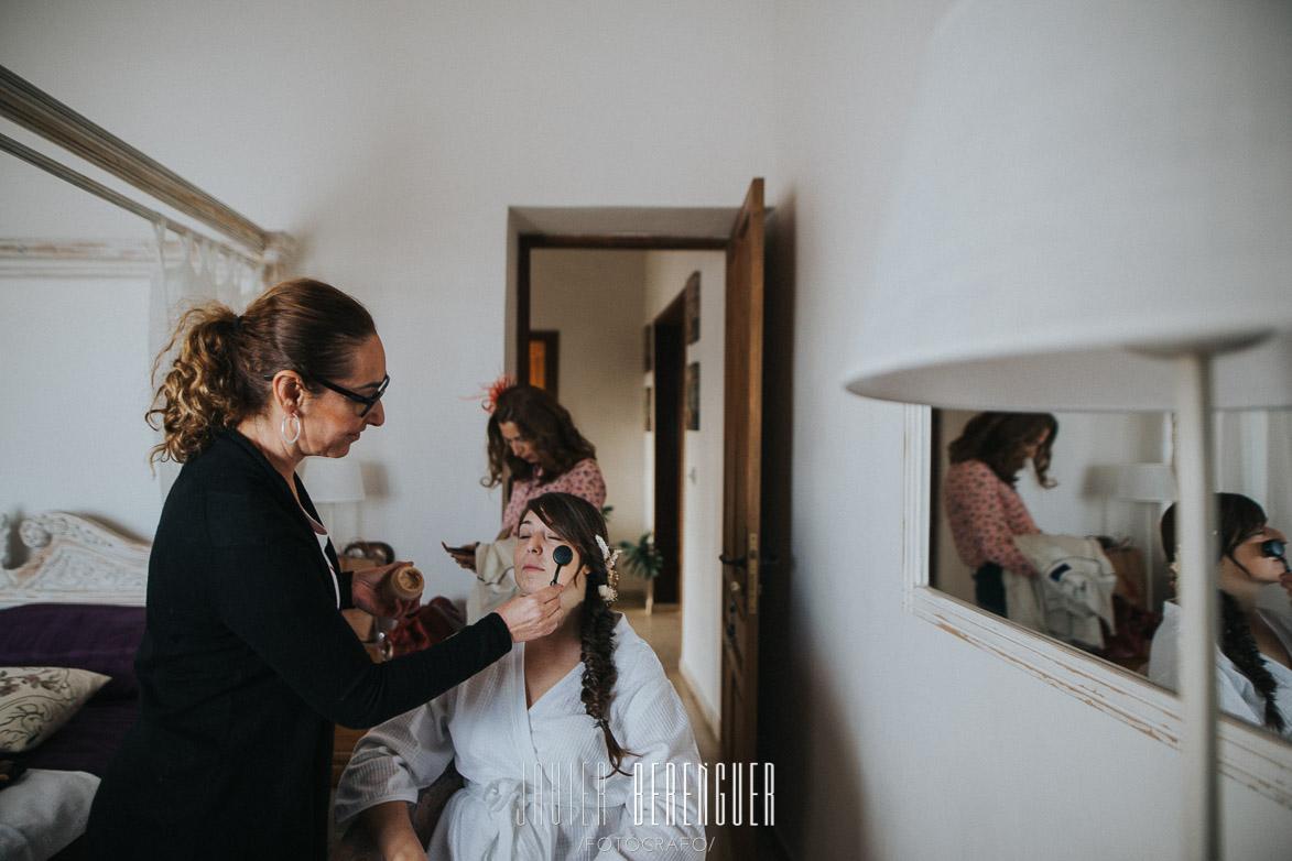 Maquillaje Fany Piqueras Alicante