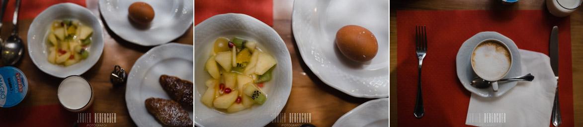 Fotos desayunos con huevos