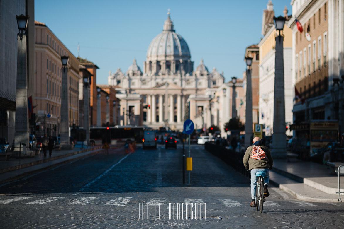 Street Fotografo Vaticano Roma